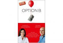 Gemeinsam mit dem Psychologen Adam Grant schrieb Sheryl Sandberg das Buch Option B. Bildquelle: Ullstein Verlag