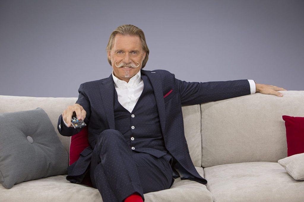 Der bekannte Fernsehanwalt Ingo Lenßen ist ebenfalls ein großer Fan von red button. Bildquelle: