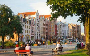 Das polnische Städtchen Elbląg ist vor allem aufgrund seiner Historie sehr interessant. Bildquelle: © Beate Ziehres