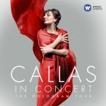 CD: Callas in Concert the Hologram Tour Bildquelle: Warner Classics