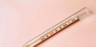 Winterzeit ist auch gerne Erkältungs- und damit Fieberzeit. Bildquelle: Pixabay.de