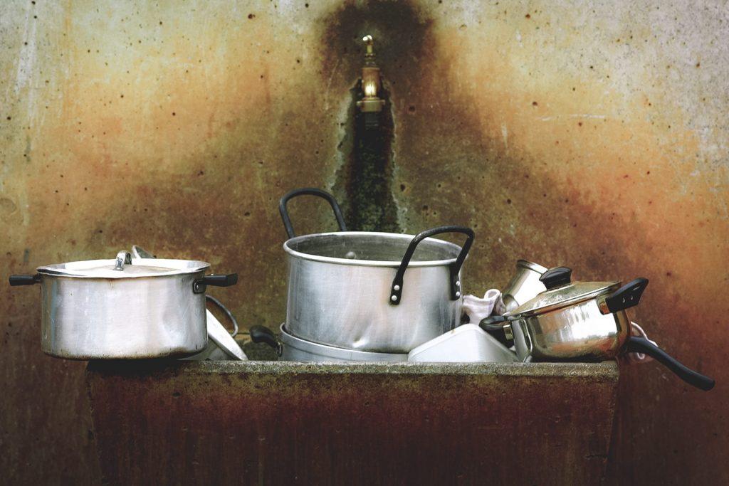 """Das Projekt """"rauchfrei kochen"""" liegt Jan Boshuizen besonders am Herzen. Bildquelle: © Scott Umstattd / Unsplash.com"""