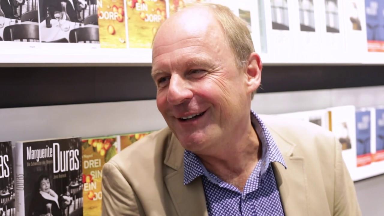 Im neuen Buchtalk: Jens Rosteck und seine Biographie über Marguerite Duras