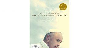 """""""Ein Mann seines Wortes"""" heißt Wim Wenders Dokumentation über Papst Franziskus. Bildquelle: Universal Home Entertainment"""