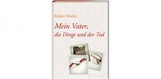 """Mike Altwicker hat Rainer Moritz auf der Frankfurter Buchmesse getroffen und mit ihm über seine Neuerscheinung """"Mein Vater, die Dinge und der Tod"""" zu sprechen. Bildquelle: Kunstmann Verlag"""