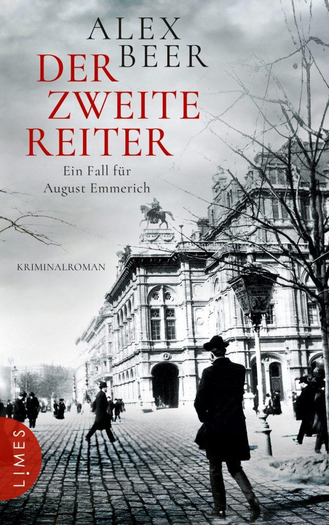 Der zweite Reiter ist das erste Buch in Alex Beers August-Emmerich-Reihe. Bildquelle: Limes Verlag