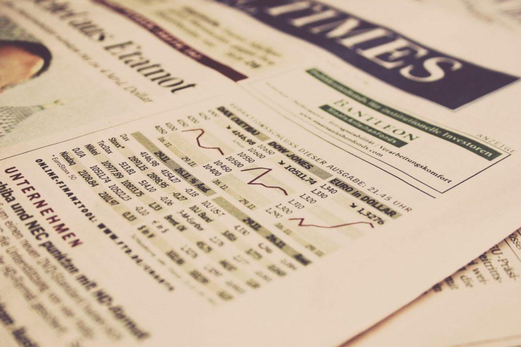 Die Entwicklungen der Börsen sind natürlich für einen ETF nicht unwichtig. Bildquelle: © Markus Spiske / Unsplash.com