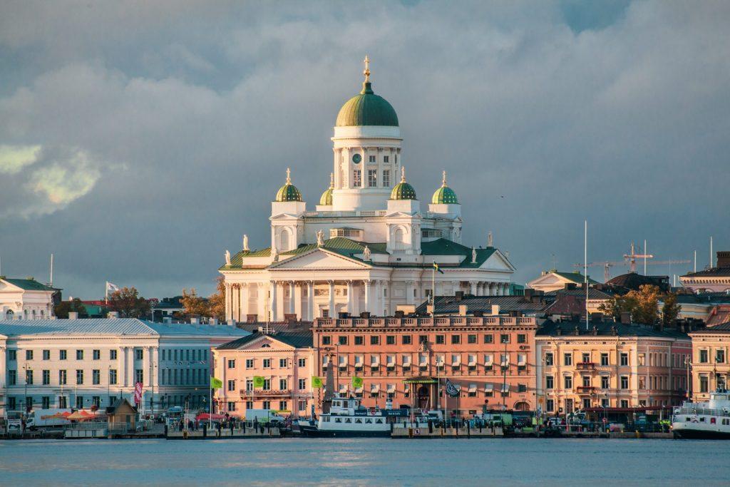 Die Kathedrale von Helsinki ist darüber hinaus einen Besuch wert. Bildquelle: © Tapio Haaja / Unsplash.com
