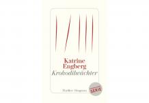 Mit Krokodilwächter leitet Katrine Engberg den Start der neuen Kopenhagen-Serie im Diogenes Verlag ein. Bildquelle: diogenes.ch