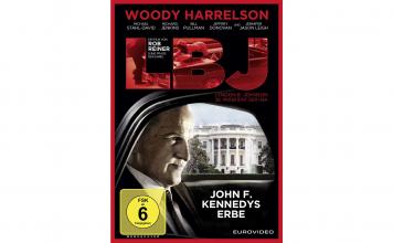 LBJ – John F. Kennedys Erbe ist ab dem 08. Januar auch auf DVD erhältlich. Bildquelle: EuroVideo Medien GmbH