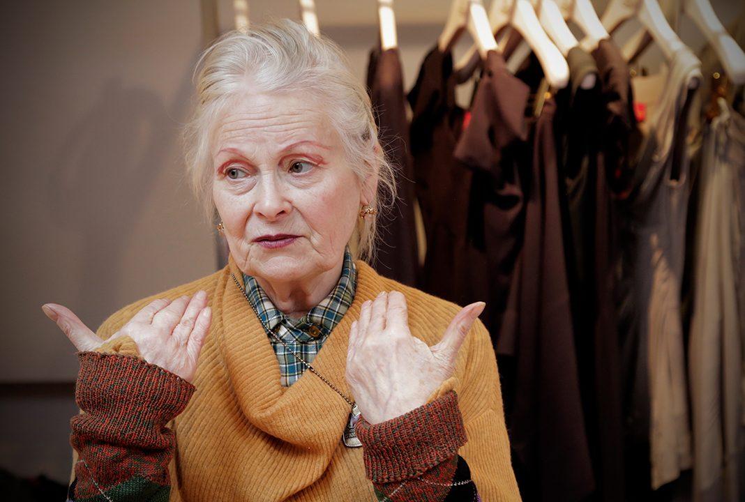 Vivienne Westwood ist eine Kulturikone Großbritanniens und weltweites Modephänomen: Quelle: ©DOGWOOF