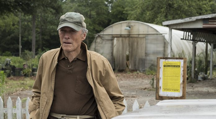 Sieht eigentlich ganz harmlos aus - Clint Eastwood als Earl in the Mule. Quelle: © 2018 Warner Bros. Entertainment Inc., Imperative Entertainment, LLC, and BRON Creative USA, Corp. All Rights Reserved.