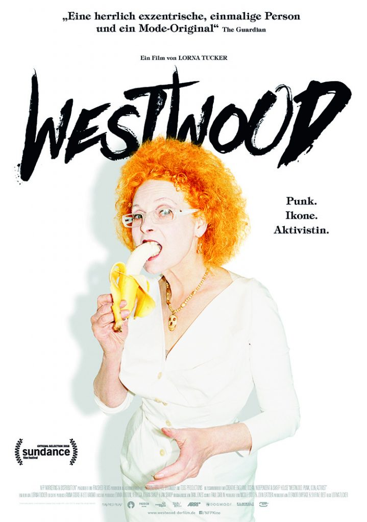 Westwood Filmplakat. Quelle: ©DOGWOOF
