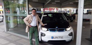 Martin Beier ist bekennender Elektro-Auto Fan und schildert in seinem heutigen Erlebnisbericht, wie aufregend eine Fahrt ins westfälische Heidelberg sein kann. Bildquelle: Martin Beier