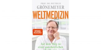 Ein toller Ratgeber zum Thema der ganzheitlichen Medizin. Bildquelle: Fischer Verlag