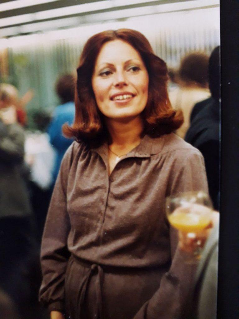 Mit Power und Durchsetzungsvermögen ist Brigitte Cleve auch im beruflichen Bereich den eher unüblichen Weg gegangen. Bildquelle: Brigitte Cleve