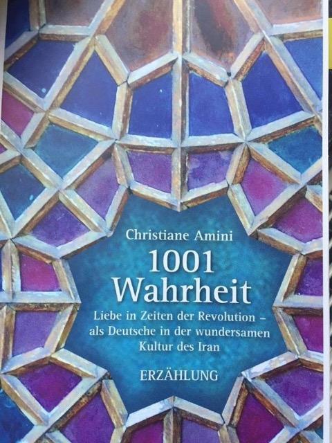 """""""1001 Wahrheit"""" ist der Titel der Geschichte von Christiane Amini. Bildquelle: Christiane Amini"""