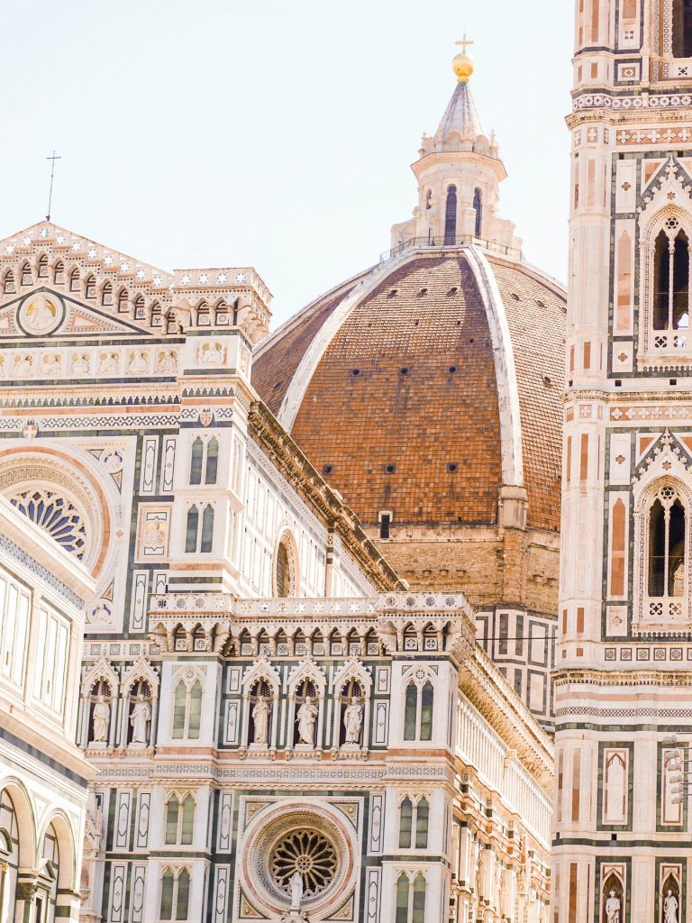 Florenz gilt als eine der schönsten Städte Europas und als die Wiege der Renaissance. Bildquelle: © Sarah Shaffer / Unsplash.com