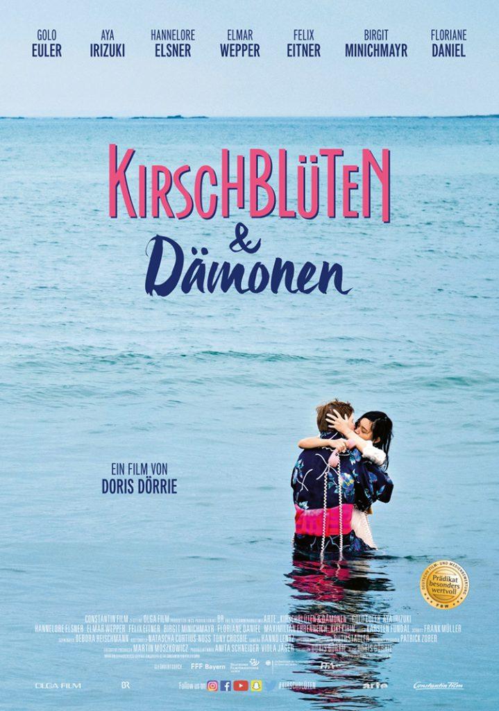 Kirschblüten & Dämonen Plakatmotiv. Quelle: © 2018 Constantin Film Verleih GmbH/ Mathias Bothor