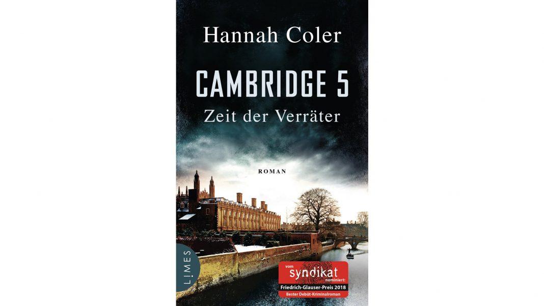 In Karina Urbachs Cambridge 5 geht Doktorandin Wera der Geschichte des legändern Doppelagenten Kim Philby auf die Schliche. Bildquelle: Limes Verlag