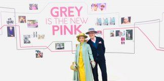 """""""Grey Is The New Pink"""" - Britt Kanja repräsentiert genau das vorbildlich. Bildquelle: Britt Kanja"""