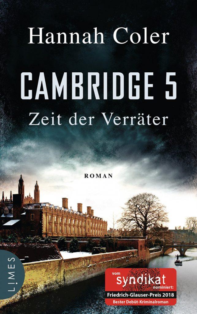 In Karina Urbachs Cambridge 5 kommt Doktorandin Wera der Geschichte des legändern Doppelagenten Kim Philby auf die Schliche. Bildquelle: Limes Verlag