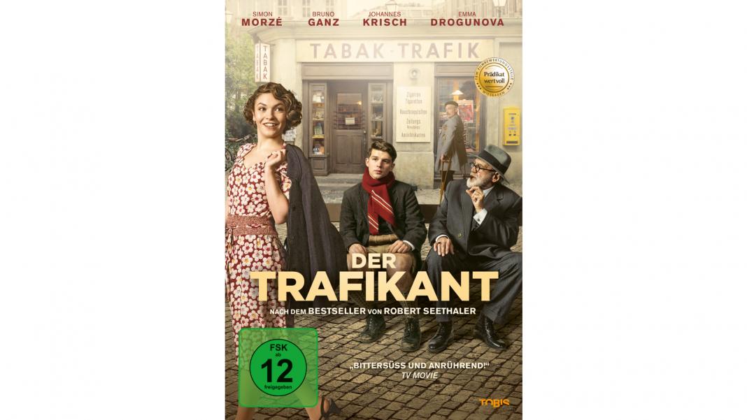 Die Verfilmung von Robert Seethalers Bestseller Der Trafikant ist ab dem 12. April auch für zuhause erhältlich. Bildquelle: © Tobis Film GmbH