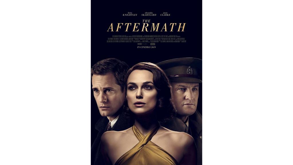 Niemandsland – The Aftermath mit Keira Knightley und Alexander Skarsgård ist ab dem 11. April im Kino zu sehen. Bildquelle: © 2019 Twentieth Century Fox Film Corporation