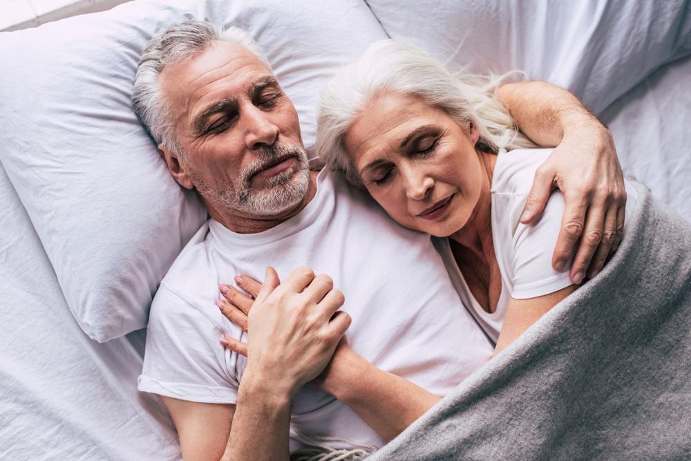 Der richtige Härtegrad, aber vor allem hochwertige BIO Materialien sorgen für echten Schlafcomfort. Bildquelle: © Shutterstock.com