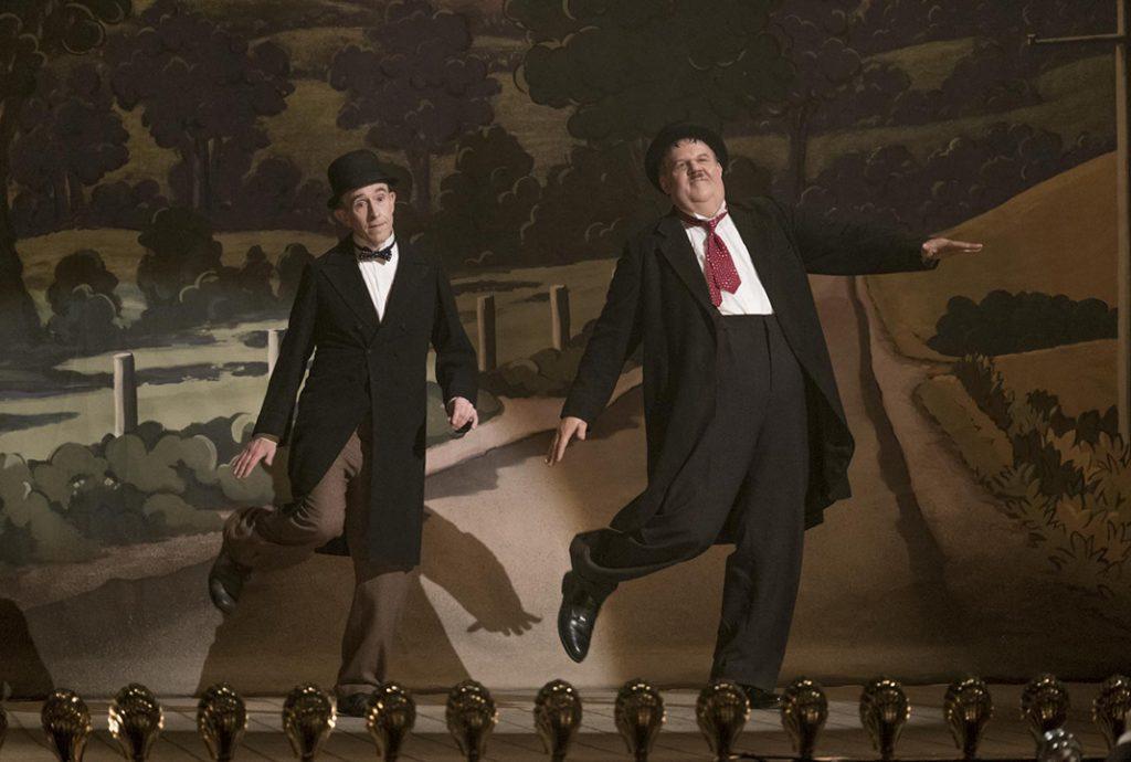 Steve Coogan als STAN LAUREL und John C Reilly als OLIVER HARDY. Quelle: © SquareOne