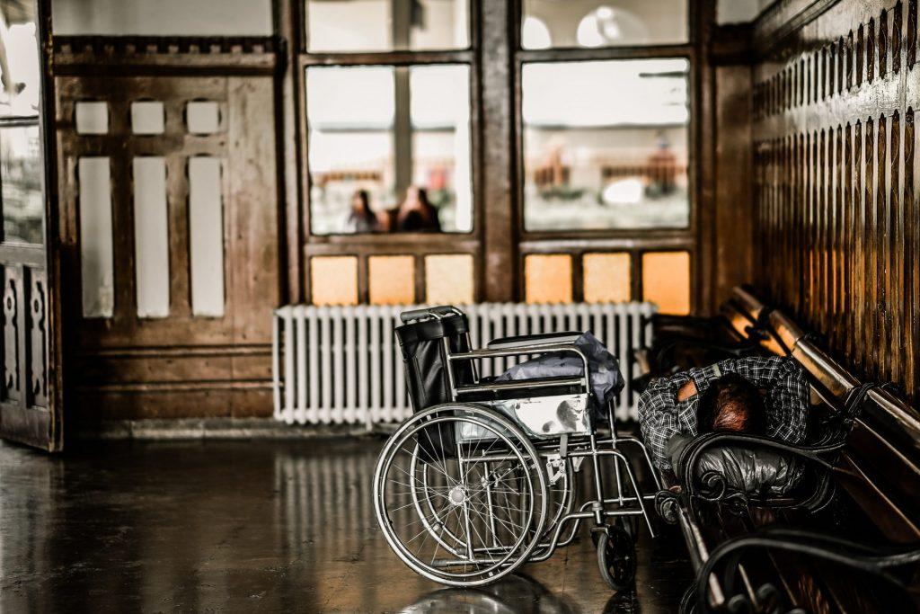 Barrierefrei Reisen heißt vor allem auch die Barrieren im Kopf zu überwinden und sich zu trauen. Bildquelle: © Ahmet Arslan / Unsplash.com