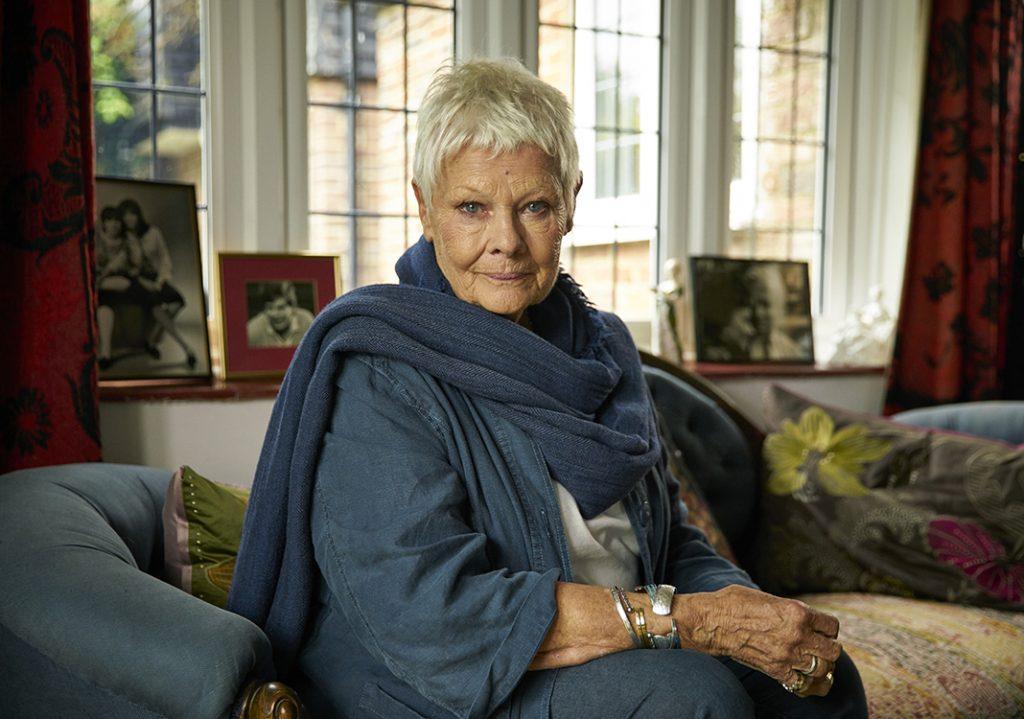 Die wunderbare Judi Dench. Quelle: © Credit Mark Johnson