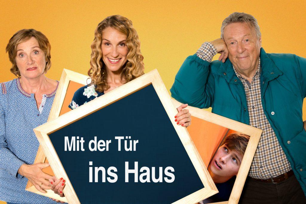 """""""Mit der Tür ins Haus"""" ist unser Filmtipp für Donnerstag den 02. Mai um 20.15 Uhr im ZDF. Bildquelle: © ZDF / Christian Lüdecke"""