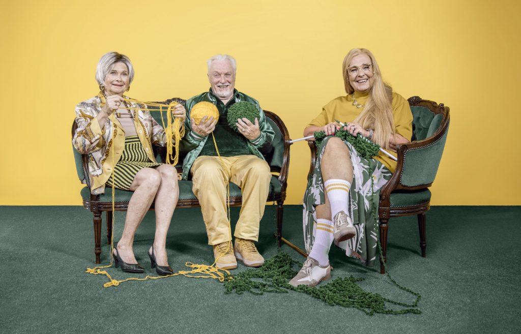 """Gemeinsam feiern und Spaß haben, das ist das Ziel von """"Oll Inklusiv präsentiert Helbpension"""". Bildquelle: © OLL Inklusiv2_Credit Katja Rug_Thomas Koch"""