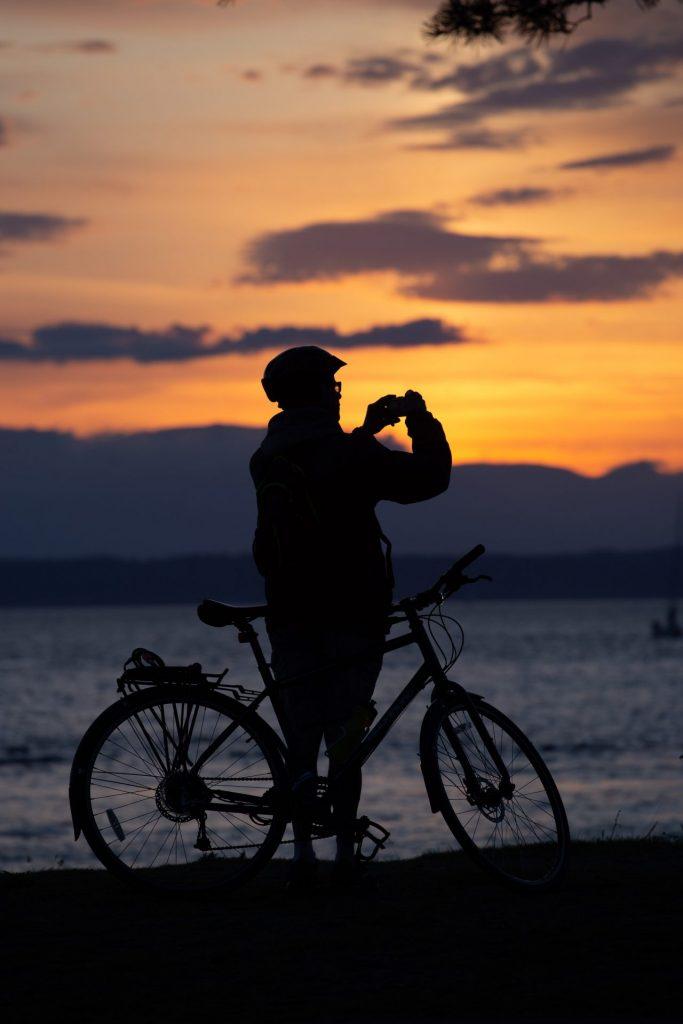 Stockholm lässt sich ganz wunderbar mit dem Fahrrad erkunden. Bildquelle: © Ben Mater / Unsplash.com