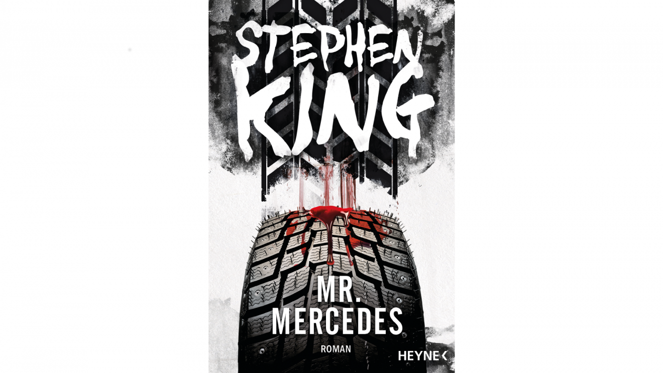 Gewinnen Sie Stephen Kings Mr. Mercedes
