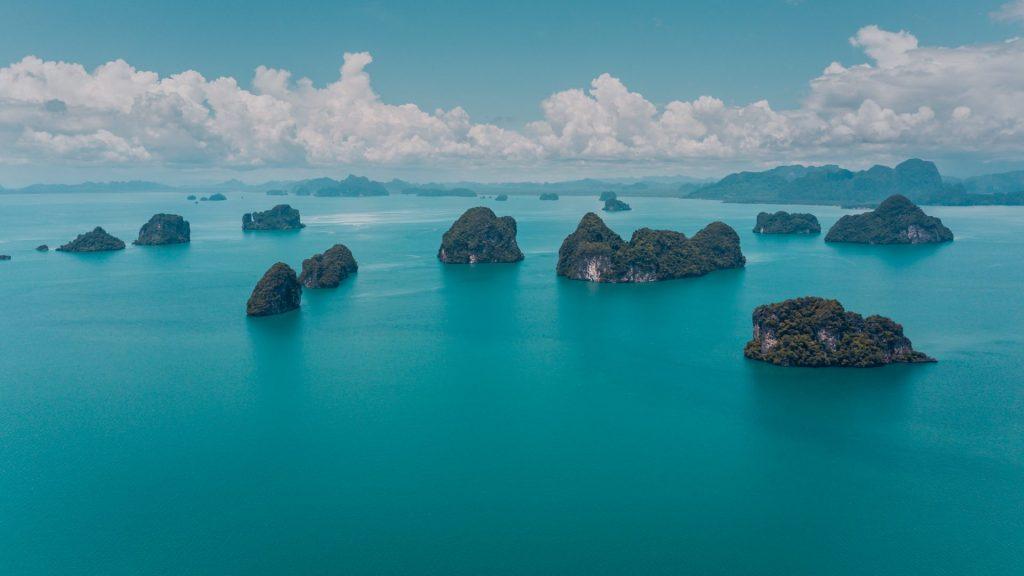 Thailand ist bekannt für seine außergewöhnliche Inselwelt. Bildquelle: © Andrzej Suwara / Unsplash.com