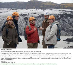 """""""Verliebt auf Island"""" ist unser TV-Tipp und wird am 06. September um 20:15 Uhr in DAS ERSTE ausgestrahlt. Bildquelle: ARD Degeto / Arnulf Halldòrsson"""