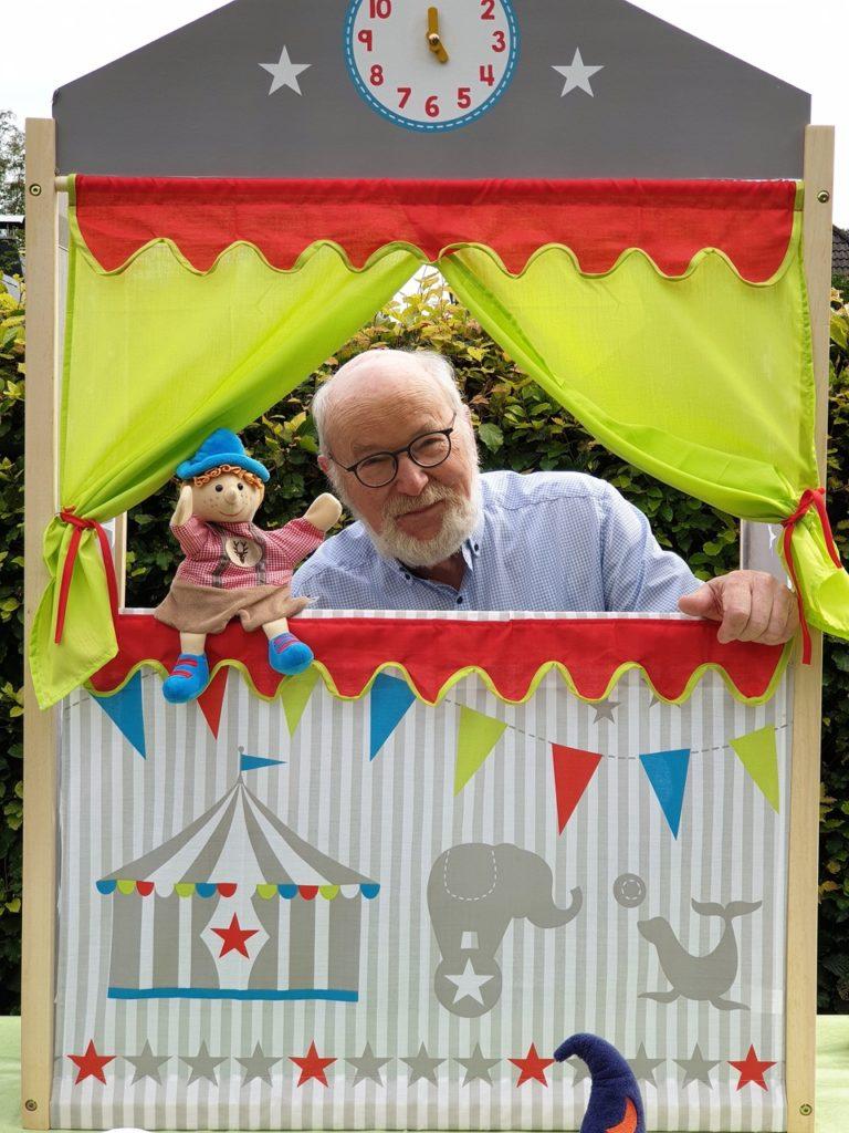 Auf der Webseite www.grossvater.de teilt Jürgen Busch seine Erlebnisse mit seinem Enkelkind. Bildquelle: © Jürgen Busch