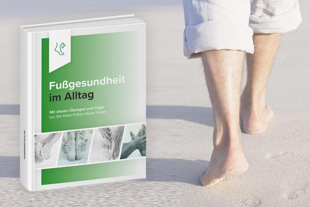 """Dieser Ratgeber beinhaltet wertvolle Tipps rund um das Thema """"Fußgesundheit"""". Bildquelle: © Stella Arndt"""