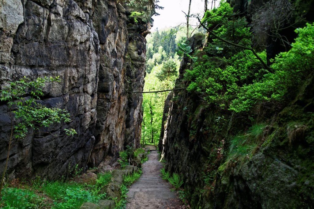 Die Zittauer Berge bestechen durch ihre außergewöhnlichen Felsformationen und sind unbedingt eine Reise wert. Bildquelle: © Pixabay.com